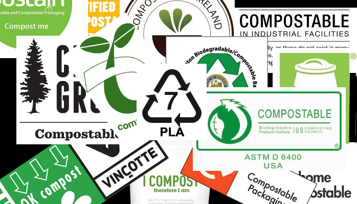 What is the Difference Between Biodegradable, Compostable and OXO Degradable?